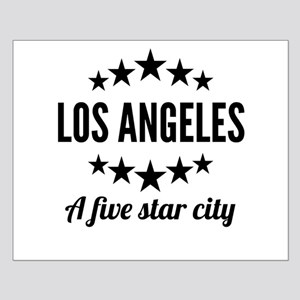 Los Angeles A Five Star City Posters