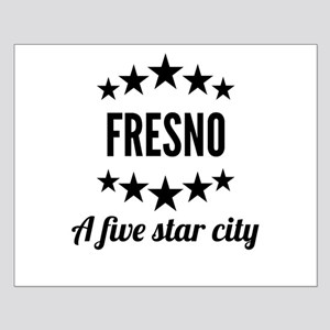 Fresno A Five Star City Posters