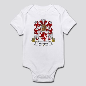Marquis Family Crest  Infant Bodysuit