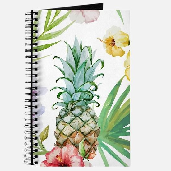 Unique Hawaiian flowers Journal