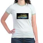Spectral OBE Jr. Ringer T-Shirt