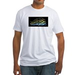 Spectral OBE Fitted T-Shirt
