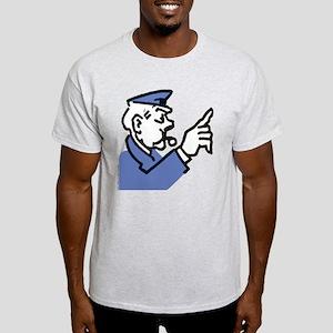 Monopoly Cop Light T-Shirt