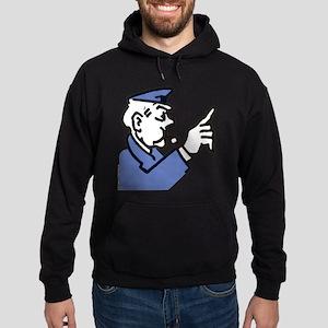 Monopoly Cop Hoodie (dark)