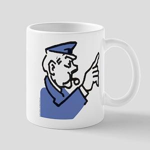 Monopoly Cop 11 oz Ceramic Mug