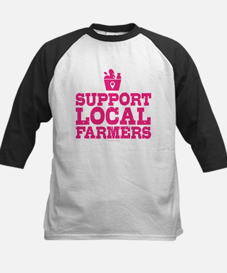 Support Local Farmers Baseball Jersey