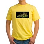 Spectral OBE Yellow T-Shirt