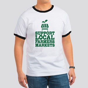 Support Farmers Markets T-Shirt