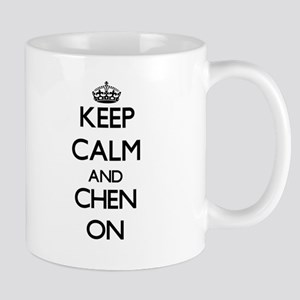 Keep Calm and Chen ON Mugs