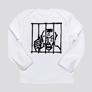 Monopoly In Jail Long Sleeve Infant T-Shirt