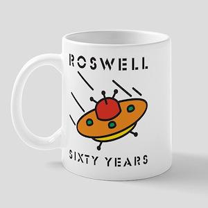 The 1947 Roswell UFO incident Mug