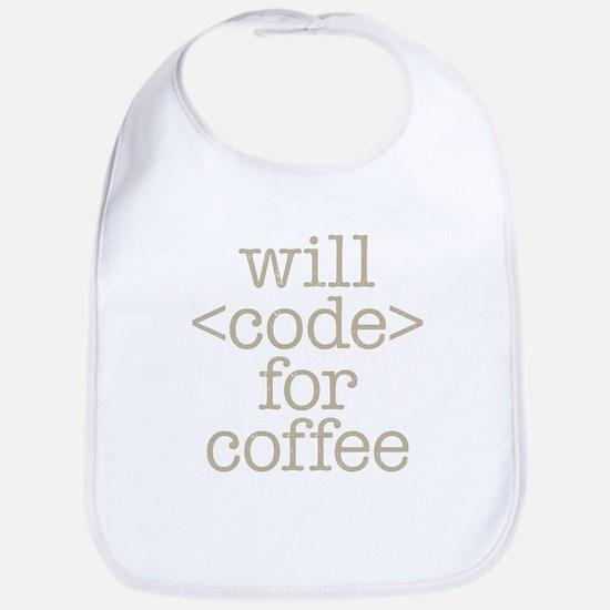 Code For Coffee Bib