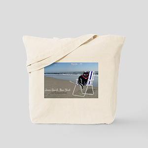 Sammie Jones Beacch Tote Bag