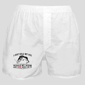 Hold My Rod Boxer Shorts