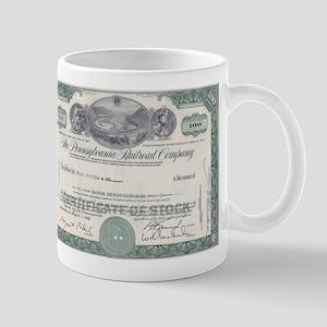 Pennsylvania RR Mug
