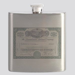 Pennsylvania RR Flask