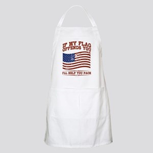 If My Flag Offends Apron