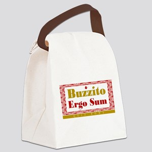 Buzzito Canvas Lunch Bag
