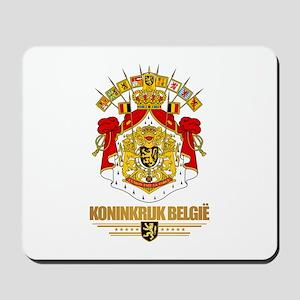 Belgium COA Mousepad