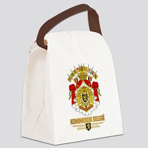 Belgium COA Canvas Lunch Bag