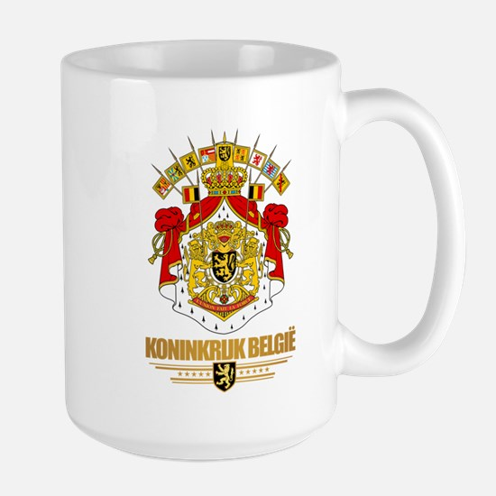 Belgium COA Mugs
