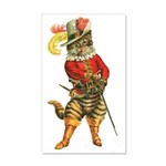 Puss in Boots 35x21 Wall Decal