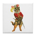 Puss in Boots Tile Coaster