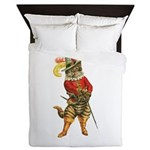 Puss in Boots Queen Duvet