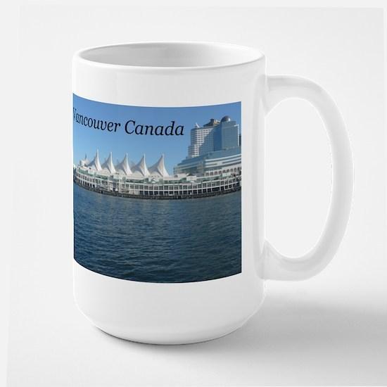 Beautiful Vancouver B.C Large Mug