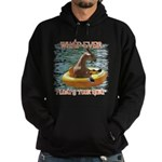 What Ever Floats your Goat Hoodie