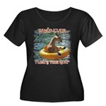 What Ever Floats your Goat Plus Size T-Shirt