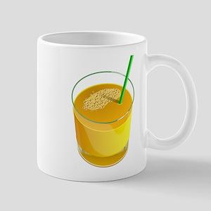 Orange Juice Mugs