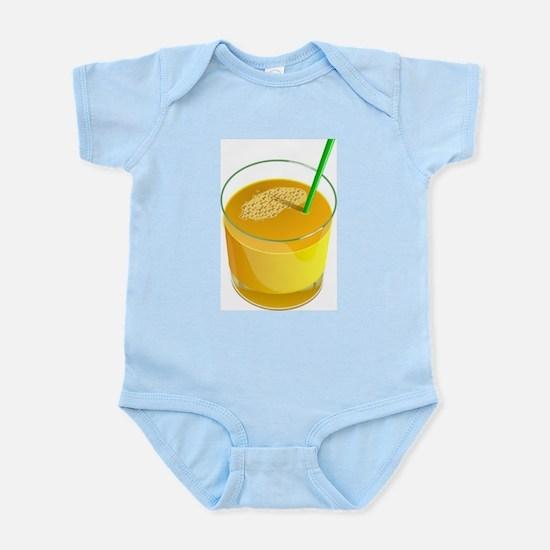Orange Juice Body Suit