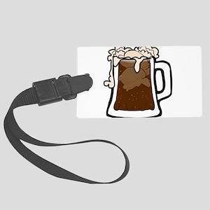 Root Beer Float Luggage Tag