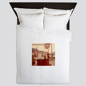 July 4 Vintage Vermont Ellie's Fave Queen Duvet