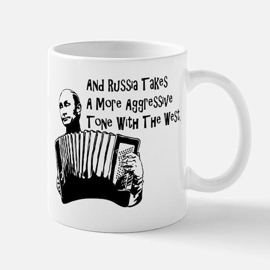 A different tone. Mug
