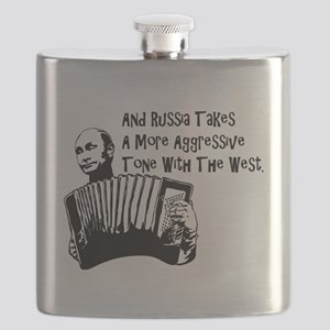 A different tone. Flask