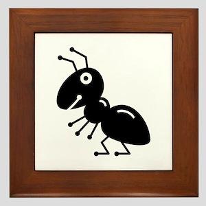 Ant Framed Tile