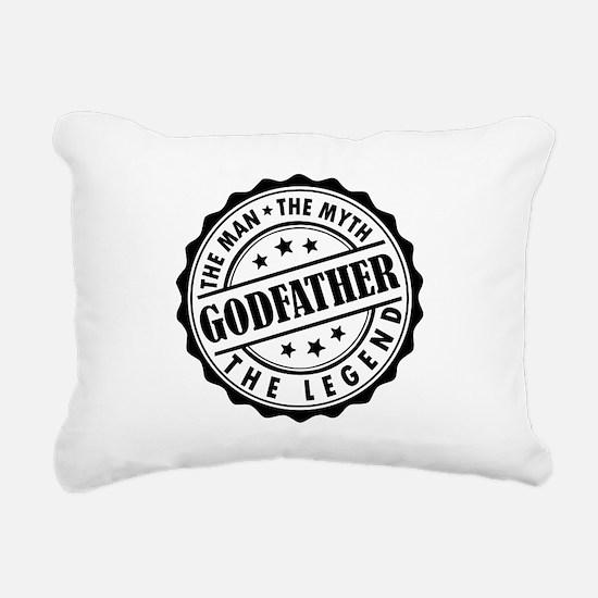 Godfather - The Man The Myth The Legend Rectangula
