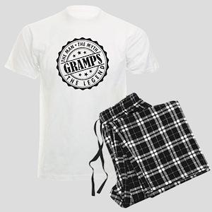 Gramps - The Man The Myth The Legend Pajamas
