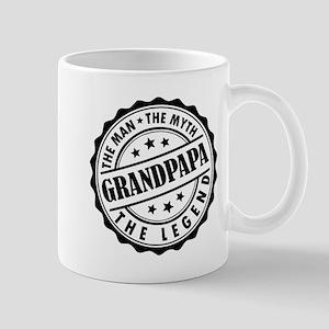 Grandpapa - The Man The Myth The Legend Mugs