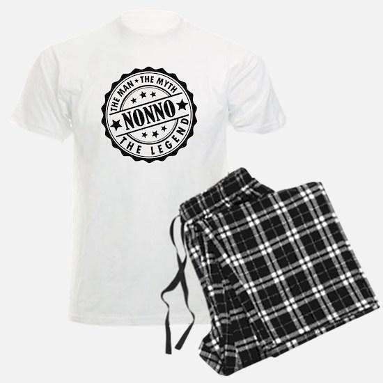 Nonno - The Man The Myth The Legend Pajamas