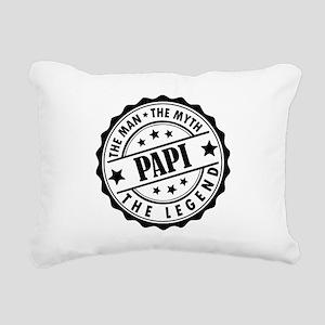 Papi - The Man The Myth The Legend Rectangular Can