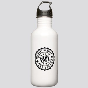 Papi - The Man The Myth The Legend Water Bottle