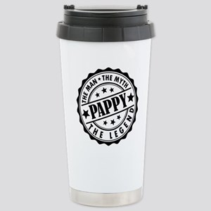 Pappy - The Man The Myth The Legend Travel Mug