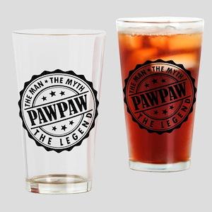 Pawpaw - The Man The Myth The Legend Drinking Glas