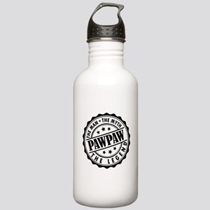 Pawpaw - The Man The Myth The Legend Water Bottle