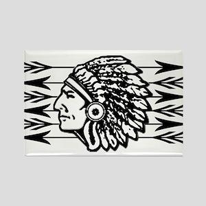 Native American Arrow Design Magnets