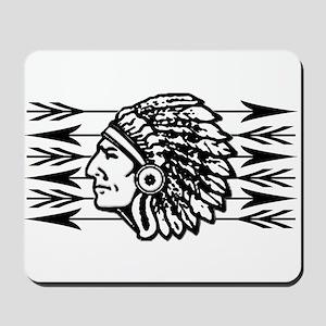 Native American Arrow Design Mousepad