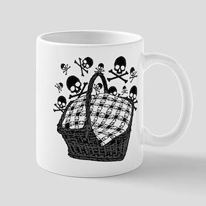 Evil Picnic Basket Mugs